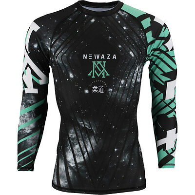 Newaza Apparel Galaxy Rashguard