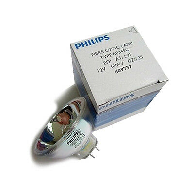 Philips 6834FO EFP 12V 100W A1/231 GZ6.35 409737 - 50 hrs