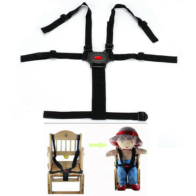 5 Point Baby Infant Safety Belt For Stroller Chair Pram Buggy Harness