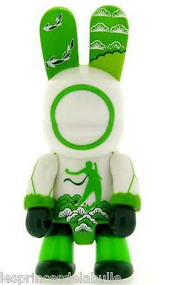 Rare !!! Qee China Artists Series - Green BuneeQ by Toy2R