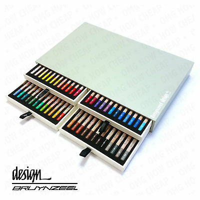 Bruynzeel - High Quality & Durable - Pastel Pencils - Artist Box 48