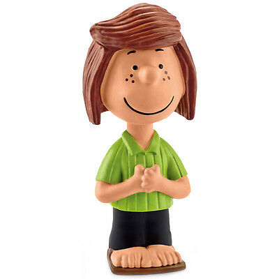 Schleich Peanuts Peppermint Patty Figure NEW