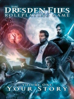 The Dresden Files Rpg Vol. 1/ Your Story