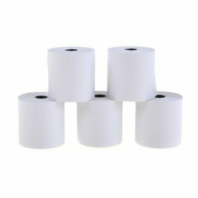 Ryman Adding Machine Rolls Pack of 5 57x57x12mm