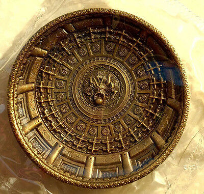 2016 China World Heritage Series (3rd Issue) Dynasty Palace Brass Medal BOX ,COA