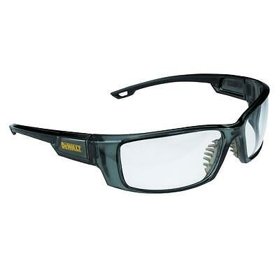 Dewalt Excavator Clear Lens Safety Glasses Work Motorcycle Shooting Z87+