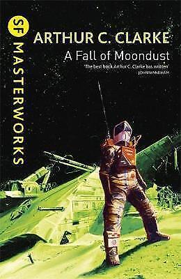 A Fall of Moondust by Arthur C. Clarke (Paperback) New Book