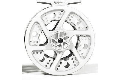 Wychwood Flow Fly Reels Titanium colour - Choice of two sizes - #5/6 & #7/8