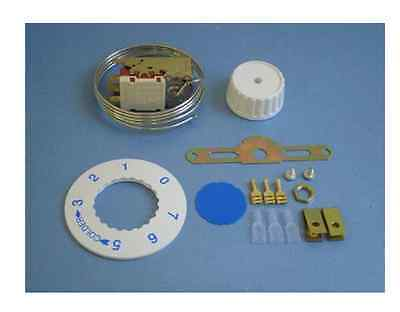 Two Door Refrigerator Thermostat Universal  Kit Westinghouse Kelvinator Simpson