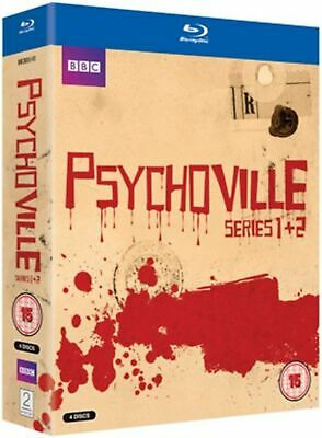 Psychoville: Series 1 and 2 [Blu-ray]