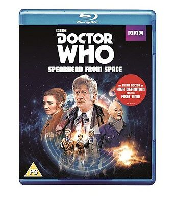 Doctor Who: Spearhead from Space [Blu-ray]