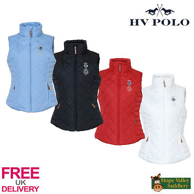 HV Polo Honora Ladies Bodywarmer Gilet SALE FREE UK Shipping