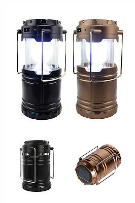 Camping Lampe Lanterne 6LED USB Rechargeable avc 3 AA Batterie Night Light Torch
