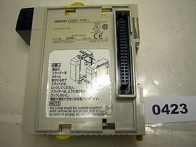 Omron Power Supply Module Cqmi-Ips01 Nib (0423)