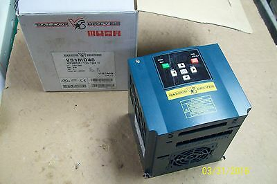 BALDOR DRIVE 5 HP , VS1MD45-8 (not tested)