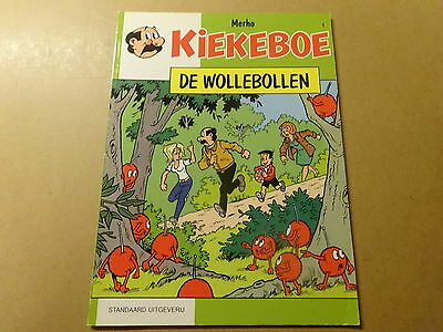 STRIP / KIEKEBOE 1: DE WOLLEBOLLEN | Herdruk 1993