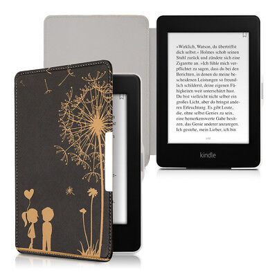 Tasche Für Amazon Kindle Paperwhite Pusteblume Love Hülle Case Kunstleder Cover