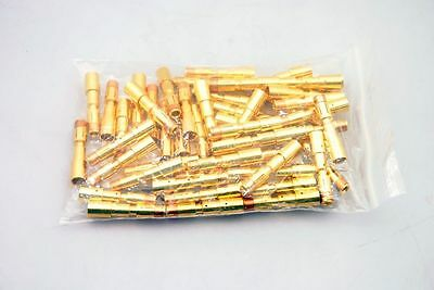 Coninvers SM-36KS004 Gold Plated Crimp Contacts 10.8 AWG 3.6mm - Bag of 50 (amm)