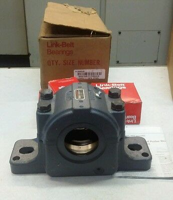 Link Belt Bearings PLB6831R02 NEW