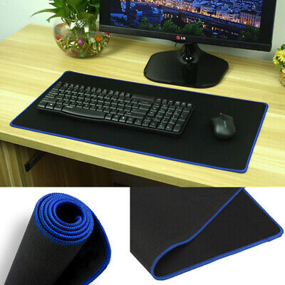 Gaming mouse mat WIDE 60x30cm Big pc pad Long Large Gamer anti-slip cloth