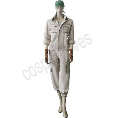 Custom Made Fullmetal Alchemist Brotherhood Winry Rockbell Cosplay Costume