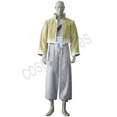 FullMetal Alchemist Ling Yao Cosplay Costume Custom Made