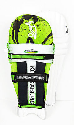 Kookaburra Youth Batting Pads Leg Kahuna Doom Brand New