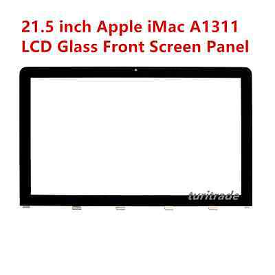 New  21.5 inch LCD Glass Front Screen Panel For Apple iMac A1311 2010 2011