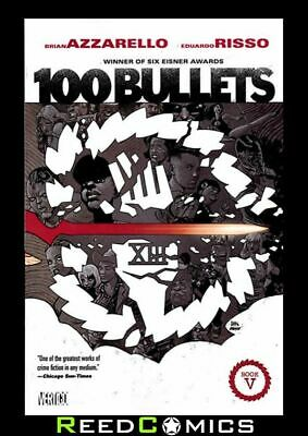 100 BULLETS BOOK 5 GRAPHIC NOVEL New Paperback Collects Issues #81-100