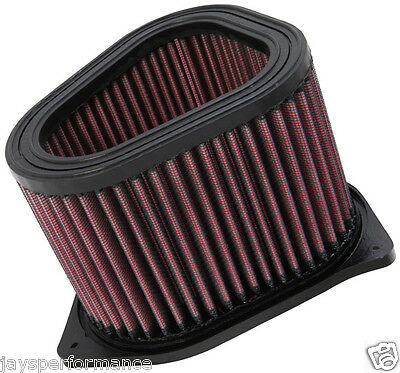 Kn Air Filter (Su-1598) For Suzuki Boulevard C90, T, Black 2005 - 2009