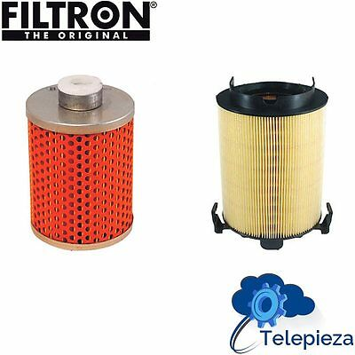 Filtros Aire+Combustible Para Coche Toyota Land Cruiser J6 4.0 Diesel Hj60 2H