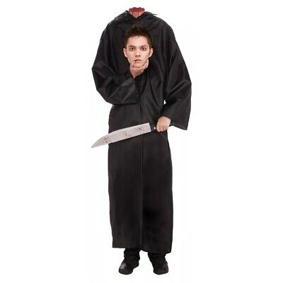Headless Man Costume Halloween Fancy Dress