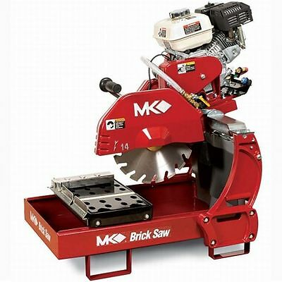 MK Diamond MK-2005H Gas Brick & Block Saw w/Honda GX160 Engine