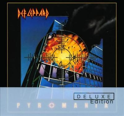 Def Leppard - Pyromania [Deluxe Edition] New Cd