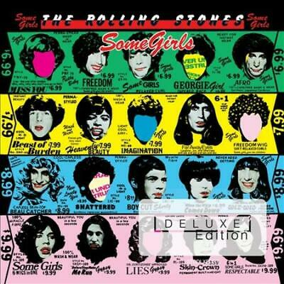 The Rolling Stones - Some Girls [Deluxe Edition] [Digipak] New Cd