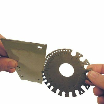 """NEW  3.25"""" Diameter Wire Thickness And Sheet Metal Gauge"""