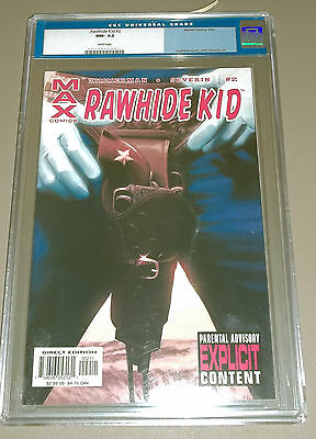 Rawhide Kid #2 (May 2003, Marvel) - CGC 9.2 - White Pages