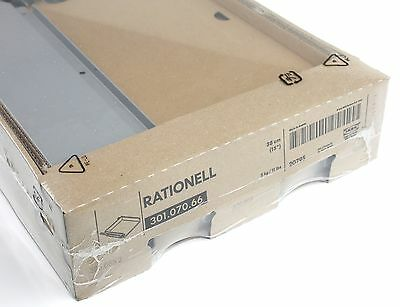 """Ikea Rationell 15"""" Fully Extending Sliding Drawer 301.070.66 Blum Tandembox Plus"""