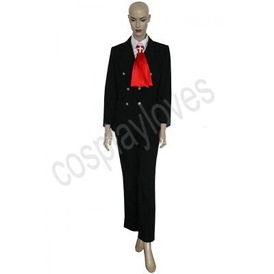 Sir Integra Cosplay Costume of Hellsing Custom Made