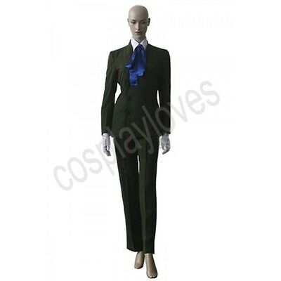 Hellsing Sir Integra Cosplay Costume Custom Made