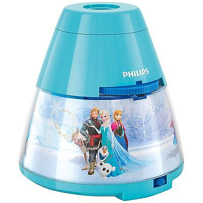 DISNEY FROZEN LED 2 in 1 LED NIGHT LIGHT & PROJECTOR by PHILIPS LIGHTING