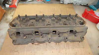 Nos 1966 Ford Mustang Falcon Fairlane 289 Cylinder Head C6Oz 6049 C
