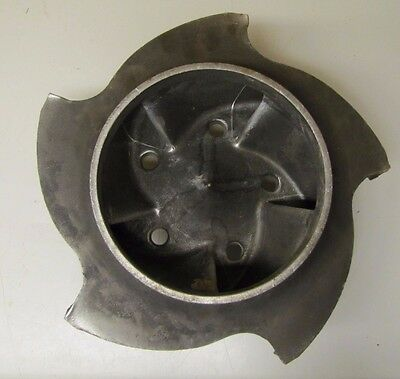"""Durco 40103 14"""" Group Iii Stainless S/s 5 Bolt Pump Impeller"""