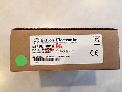 Extron MTP RL 15HD RS Receiver 60-735-01