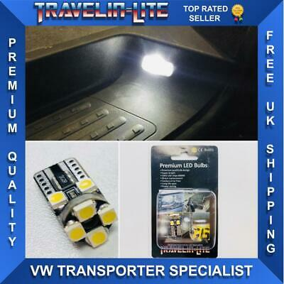 For VW T5 Transporter Side Step Led Light Bulb Bright White Kombi Van