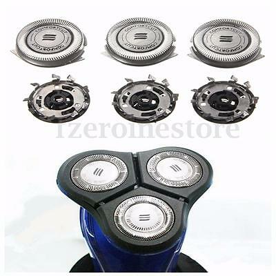 3pcs Replacement Shaving Heads Cutters for Philips RQ32 RQ11 Shaver Razor Blades