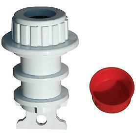 "POOL  LADDER COMPRESSION ANCHOR  1.5"" - (Pair)"
