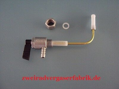 Petrol tap for Tank - Fuel feed pipe Puch Maxi