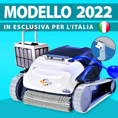 DOLPHIN MAYTRONICS POOLSTYLE AG PLUS DIGITAL Robot Elettrico Pulitore Piscina