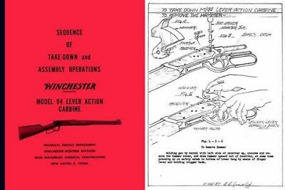 Winchester Model 94 Complete Takedown Manual